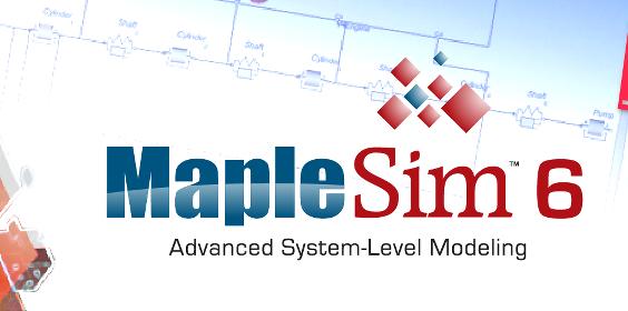 Vyšel MapleSim 6.4