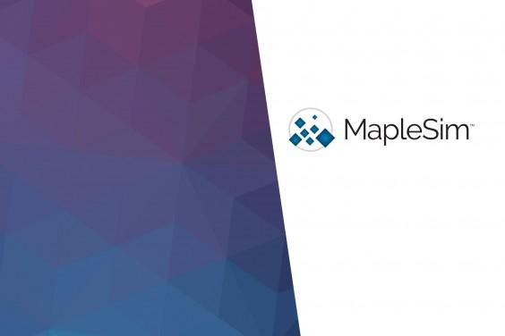 MapleSim 2016